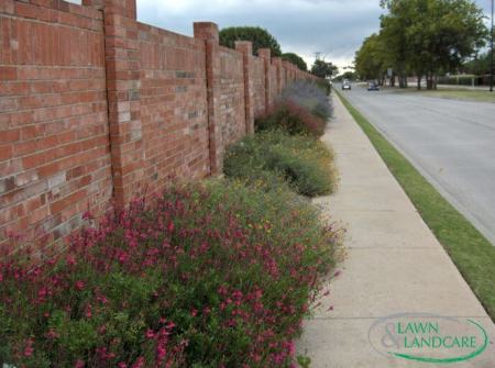 seasonal color landscaping design