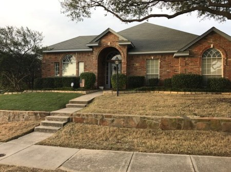 lawncare company in north texas