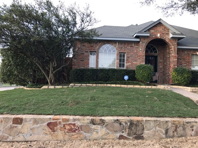 lawn care and landscaping ideas for north texas