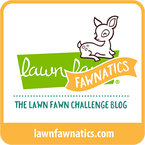 Lawn Fawnatics Challenge Badge