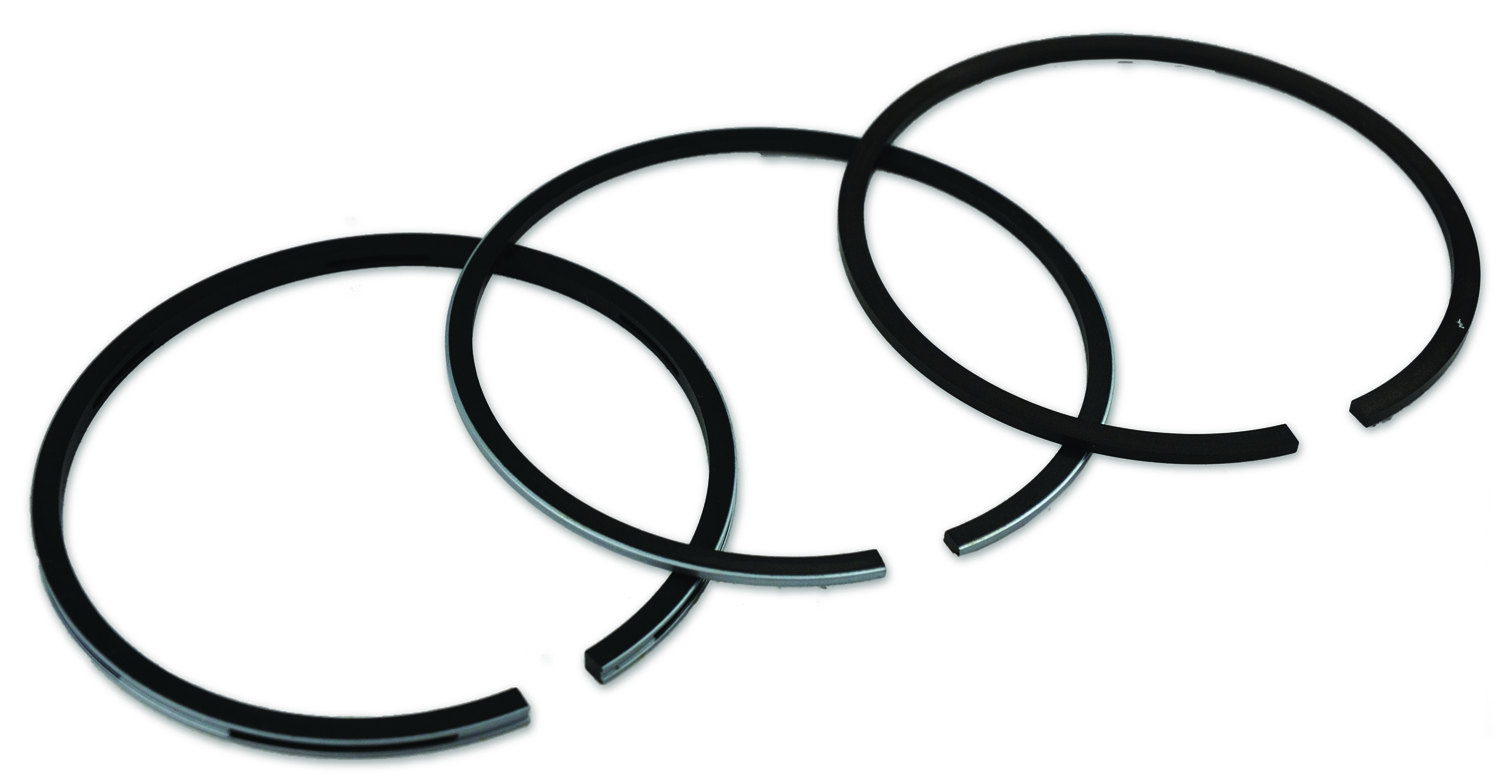 Replacement Piston Ring Set For Honda Zf6 003