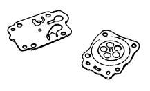 2-Cycle Carburetor Rebuilding Step 3