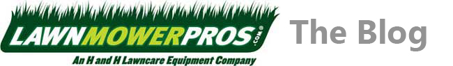 LawnMowerPros Blog Header