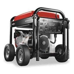Briggs and Stratton Generator