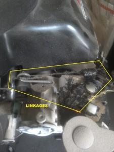carburetor-controls