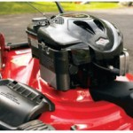 Spring Push Mower Maintenance