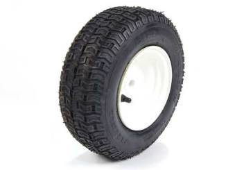 Lawn Mower Wheel and Tire