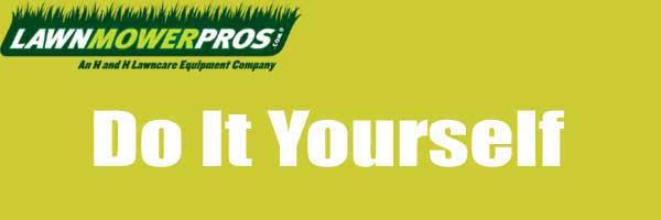 Do It Yourself Outdoor Power Equipment Repair