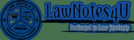 Lawnotes4u