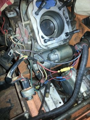 Scag Turf Tiger Electrical Issues | LawnSite