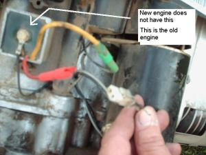 Wiring Problems for 18HP Intek Briggs and Stratton | LawnSite