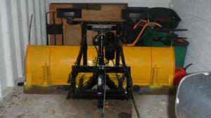 For sale 8' mm1 fisher plow 3 plug | LawnSite