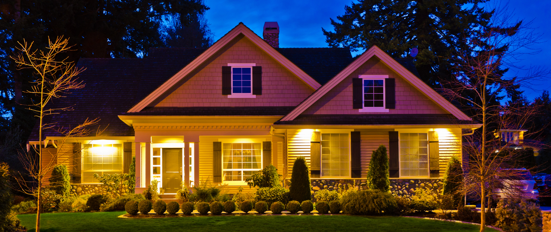 outdoor lighting in webster groves mo
