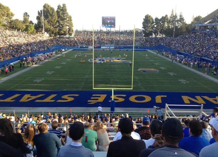San Jose State stadium