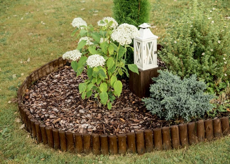 How To Use Landscaping Timbers In Your Landscape Design