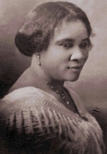 """There is no royal flower-strewn path to success. And if there is, I have not found it for if I have accomplished anything in life it is because I have been willing to work hard."" Madam C.J. Walker"