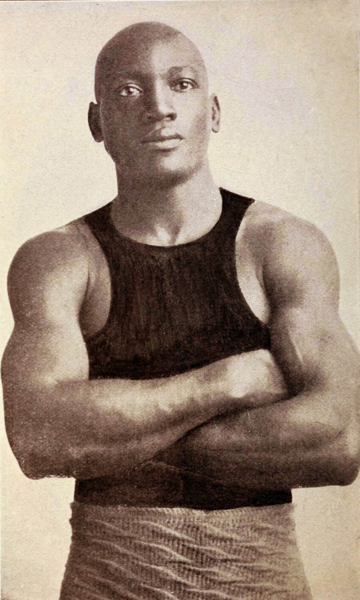 Jack Johnson, the first black heavy weight boxing champion. We can't let hatred, bigotry, and racism against President Barack H. Obama allowe black people to suffer the same fate Johnson did.