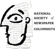 Lawrence D. Elliott is an author/writer and member of the National Society of Newspaper Columnists. The NSNC promotes professionalism and camaraderie among columnists and other writers of the serial essay, including bloggers.