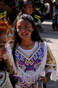 Keeping cultural identity alive and sharing traditions at a public festival