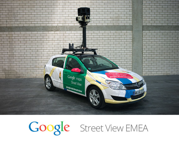 Google Street View – Global