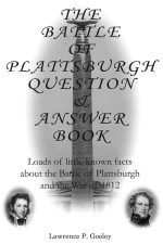 The Battle of Plattsburgh Question & Answer Book-Front Cover