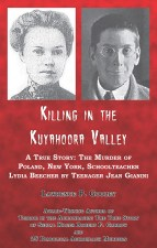 Killing in the Kuyahoora Valley-Front Cover
