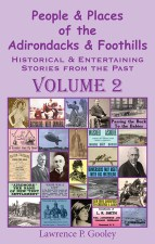 People & Places of the Adirondacks, Volume 2-Front Cover