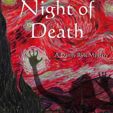The Starry Night of Death (The Danny Ryle Mysteries Book 3)