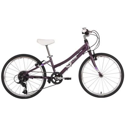 ByK E-450x8 8 Speed Girls Steel Purple Side