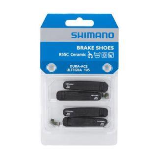Shimano 105 R55C Ceramic Brake Shoes 2 Pairs 2