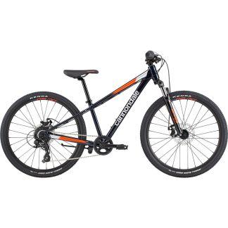 Cannondale Trail 24 Kids' Bike 2021 | Midnight Blue Hero