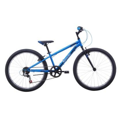 Malvern Star Mustang 24 Kids Bike 2021 Blue Black