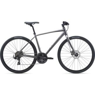 Giant Cross City Disc 3 Flat Bar Road Bike 2022 Hero