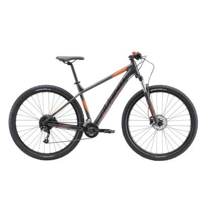 Avanti Montari 2 Mountain Bike | Titanium/Orange 2022