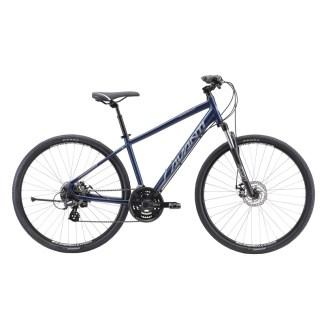 Avanti Discovery 1 Hybrid Bike | Midnight Blue 2020