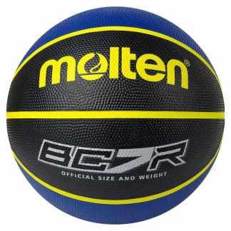 Molten BCR2 Series Basketball - Size 7 - Blue/Black