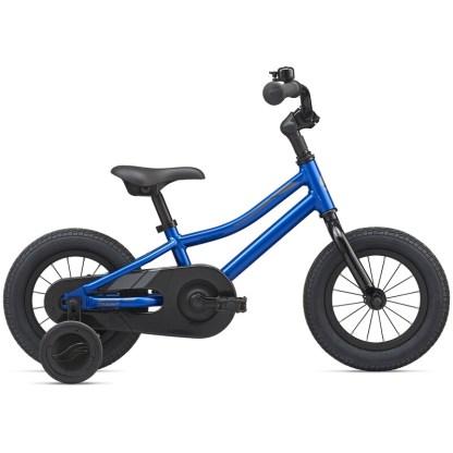 Giant Animator C/B 12 Boy's Kids Bike | Electric Blue 2022