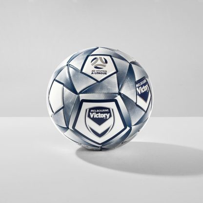 Melbourne Victory A-League Soccer Ball - Size 1