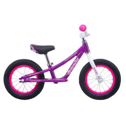 Malvern Star Lil Star Balance Bike | Purple/White