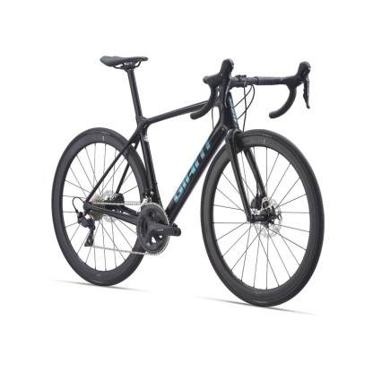 Giant TCR Advanced Pro Disc 2 Road Bike 2022 Front