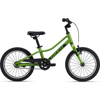 Giant ARX 16 Kids Lightweight Bike   Metallic Green 2022