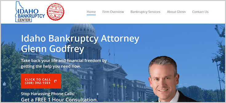 Click to Call Idaho Bankruptcy Center How to Drive Client Growth with Digital Marketing and a CRM Solution