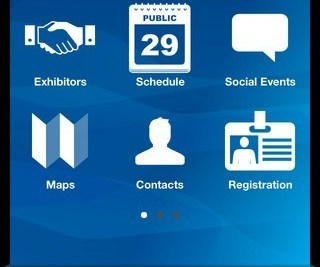 Going to Techshow? There's an App for That