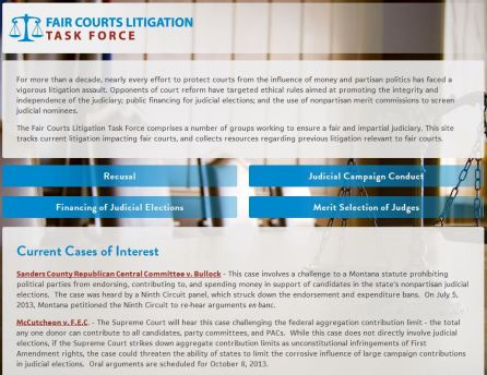 Fair Courts Litigation