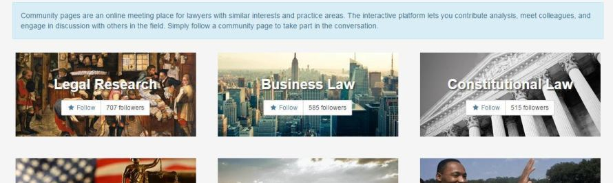 Casetext Launches Community Pages, Adds Other Features