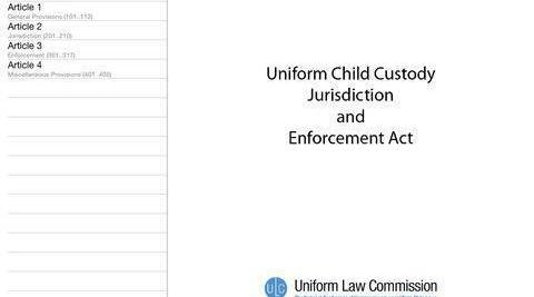 'Family Law' is Second in Series of Uniform Law Commission Apps