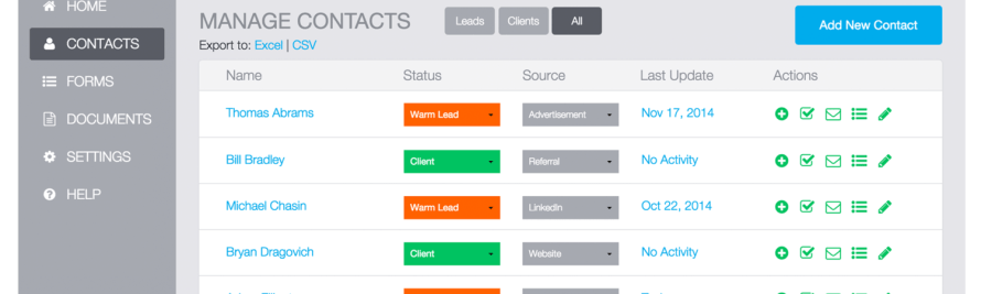 Lexicata: A Cloud-Based Client Intake and CRM System for Law Firms