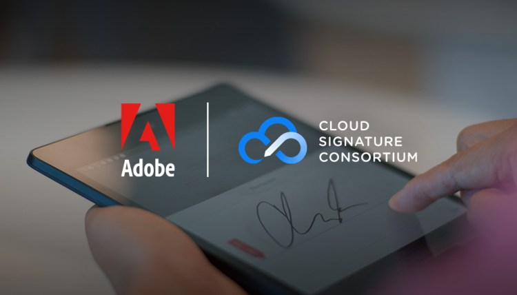 Adobe Cloud Signature Consortium