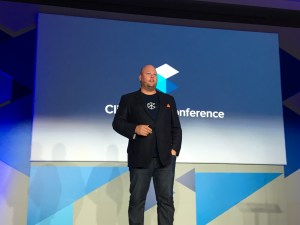 CEO Jack Newton gave the opening day keynote.