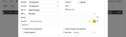 CosmoLex Update Adds New Accounts Payable Module